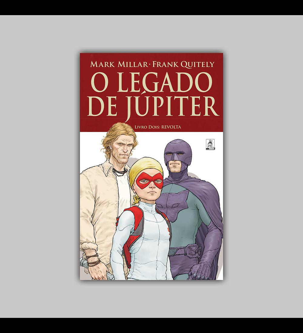 O Legado de Júpiter Vol. 02: Revolta HC