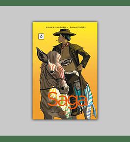 Saga Vol. 08 HC