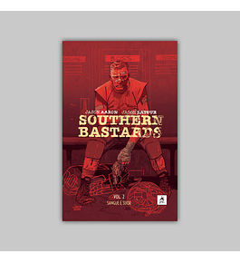 Southern Bastards Vol. 02: Sangue e Suor HC