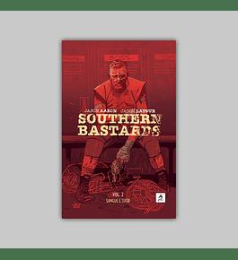 Southern Bastards Vol. 02: Sangue e Suor HC