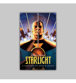 Starlight: O Regresso de Duke McQueen HC