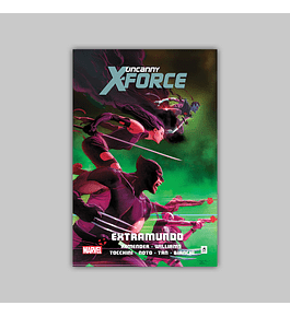 Uncanny X-Force Vol. 03: Extramundo HC