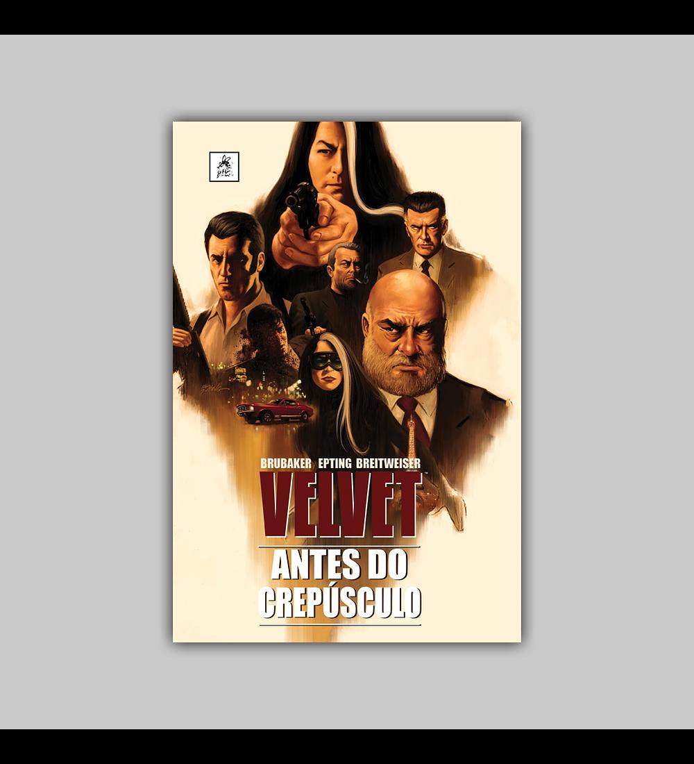 Velvet Vol. 01: Antes do Crepúsculo HC