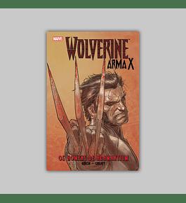Wolverine: Arma X Vol. 01 - Os Homens de Adamantium HC