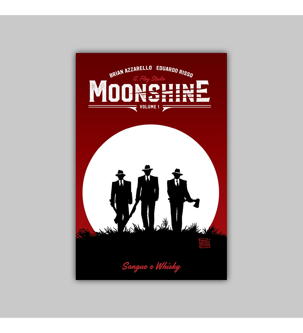 Moonshine Vol. 01: Sangue e Whisky HC