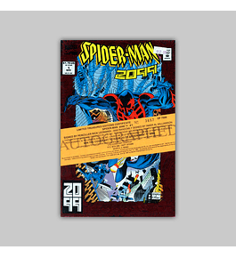 Spider-Man 2099 1 Signed 1992