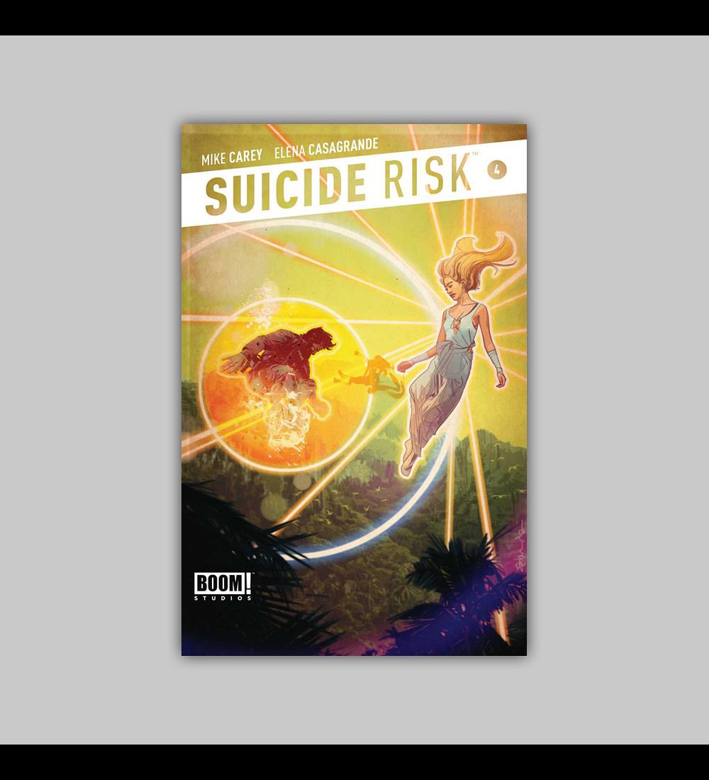 Suicide Risk 4 2013