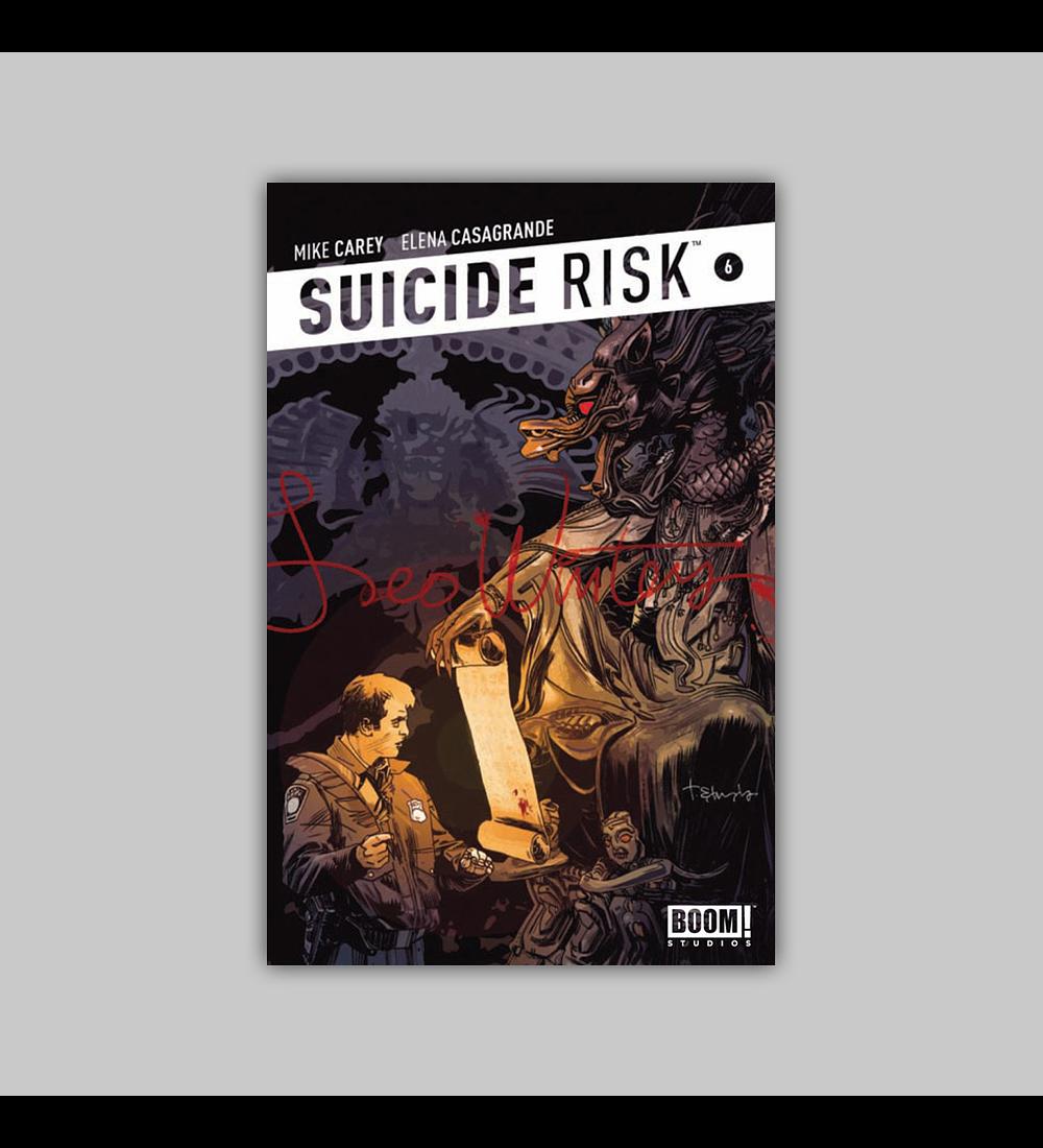 Suicide Risk 6 2013