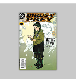 Birds of Prey 18 2000