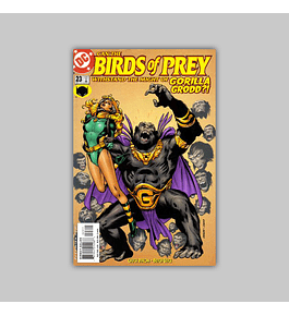 Birds of Prey 23 2000