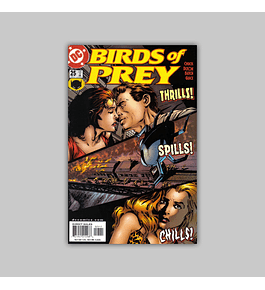Birds of Prey 25 2001