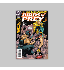 Birds of Prey 26 2001