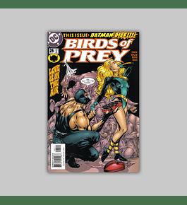 Birds of Prey 26 2001