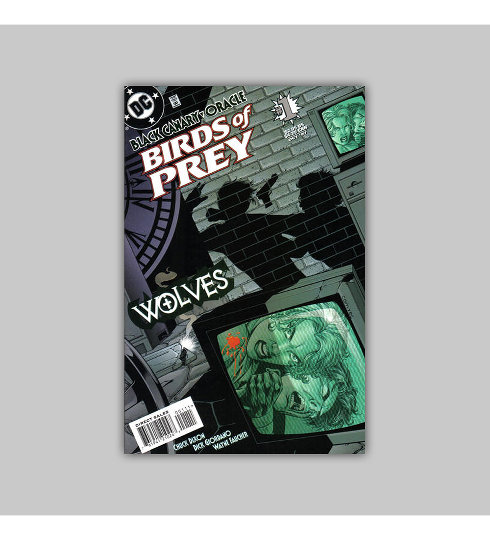 Birds of Prey: Wolves 1997