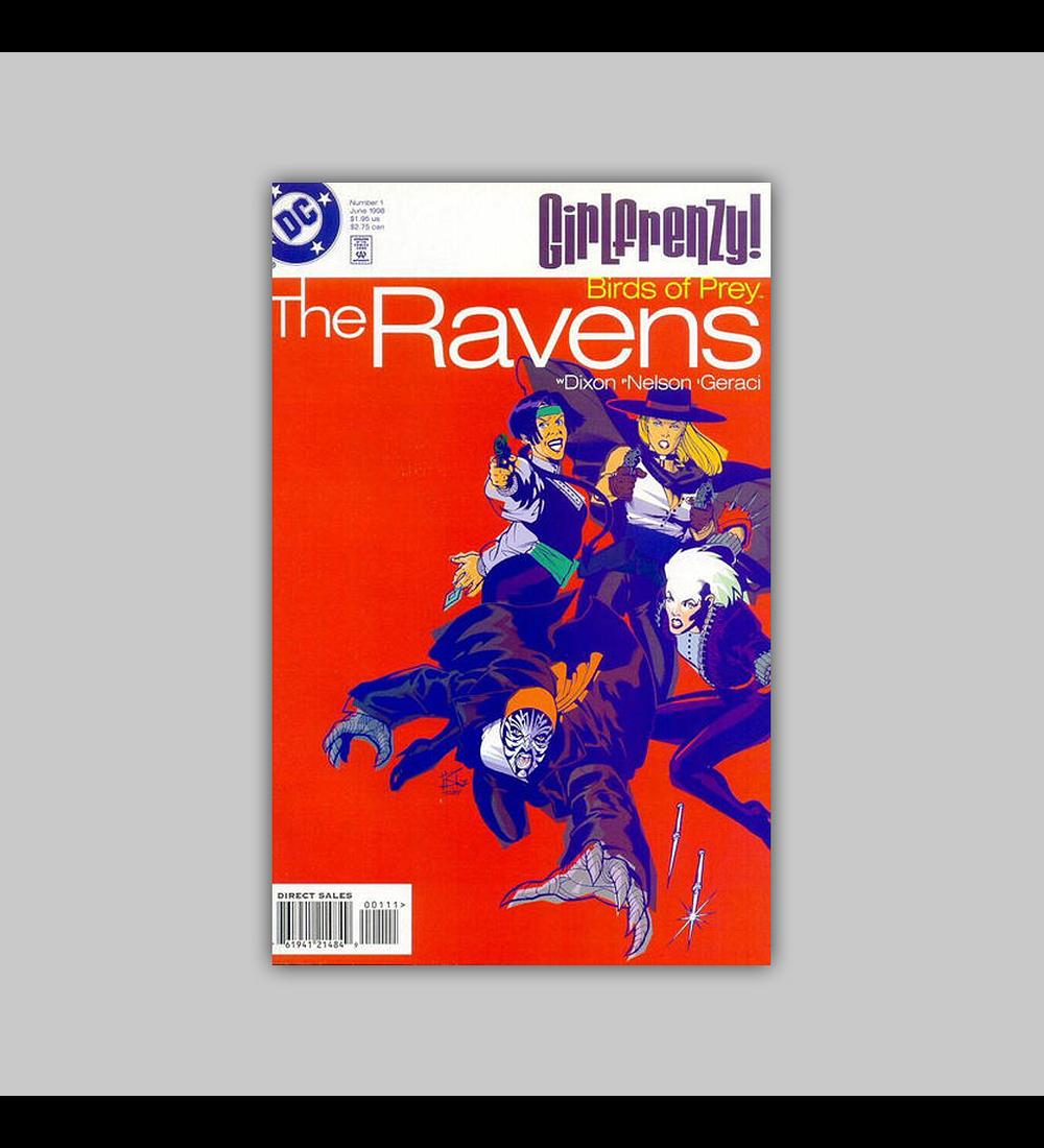Birds of Prey: The Ravens 1 1998