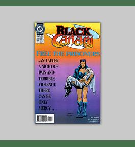 Black Canary 11 1993