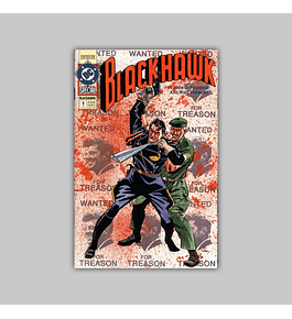 Blackhawk Special 1 1992
