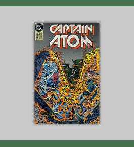 Captain Atom 39 1990