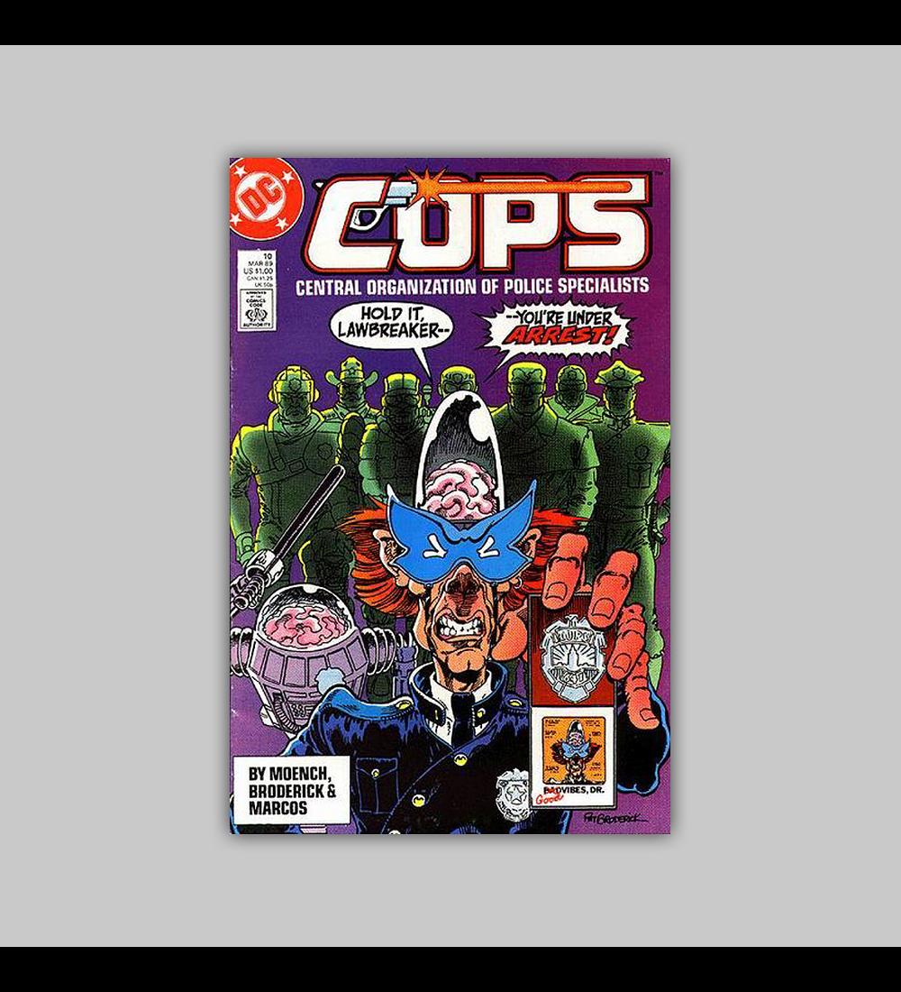 Cops 10 1989