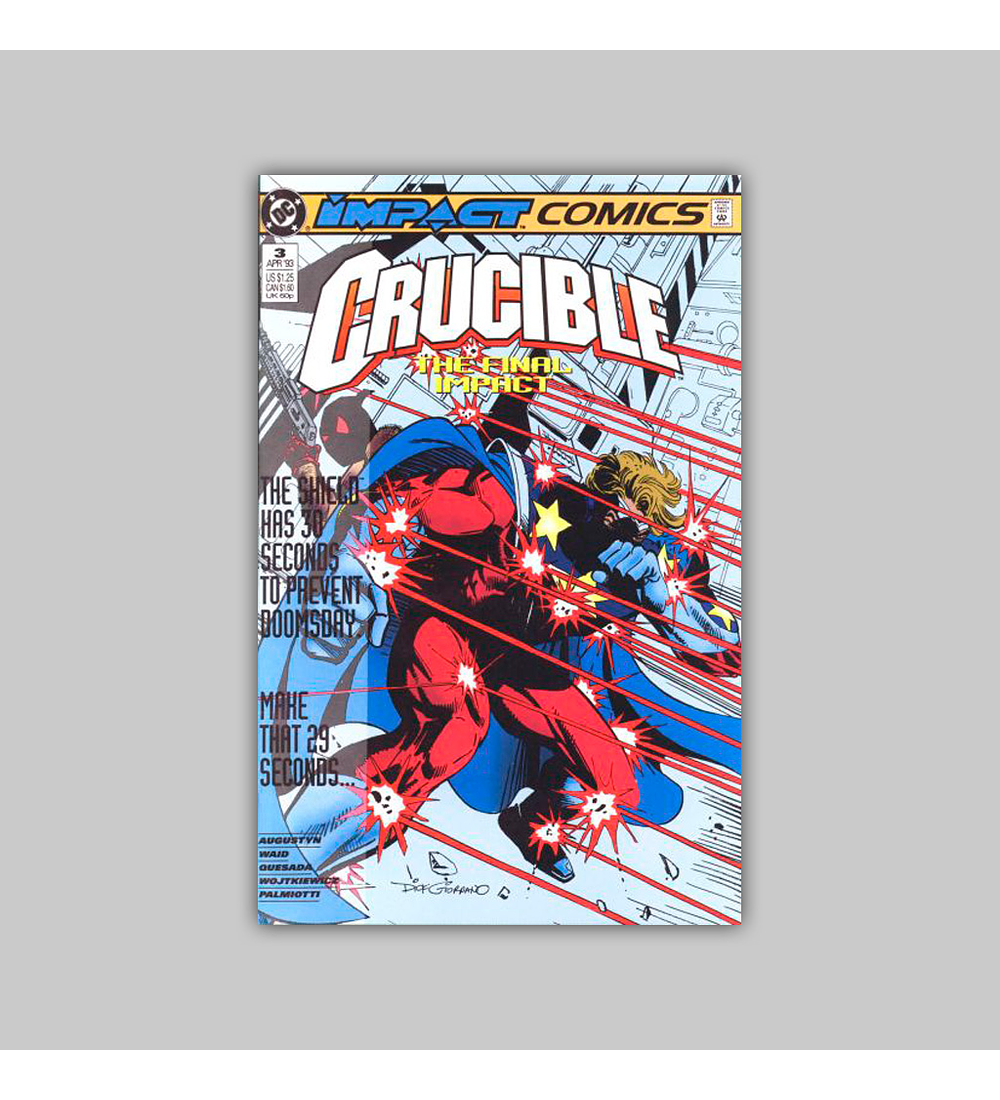 Crucible 3 1993