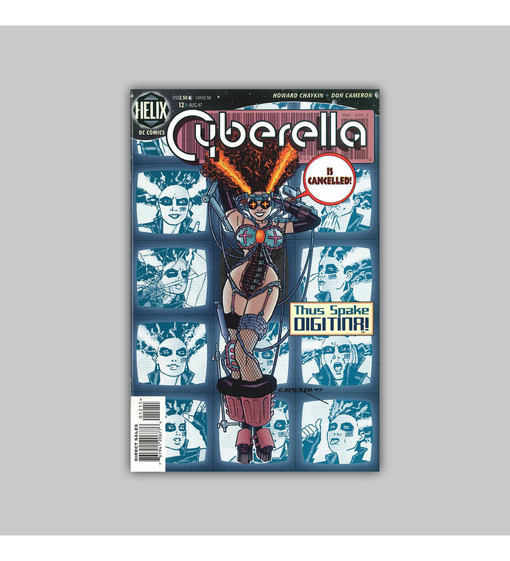 Cyberella 12 1997