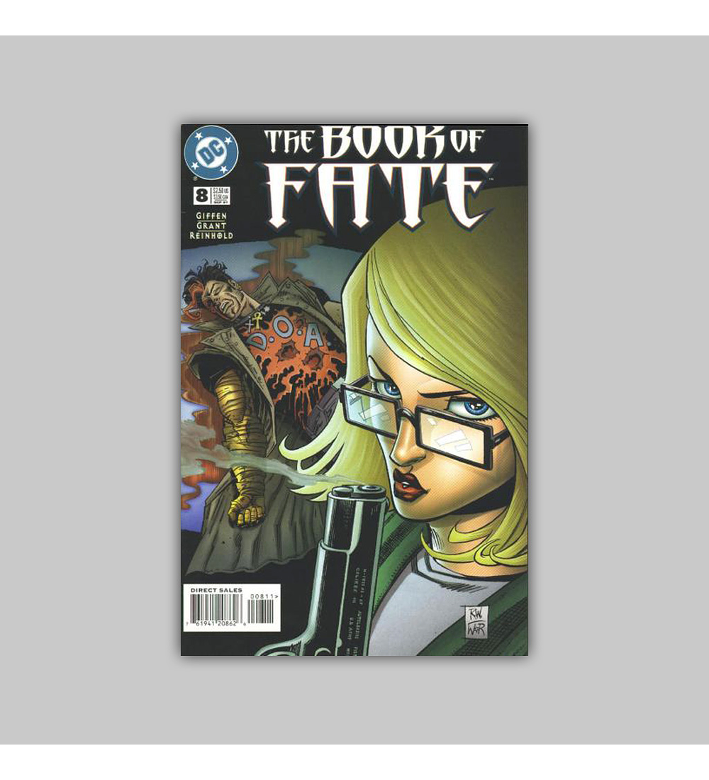 The Book of Fate 8 1997