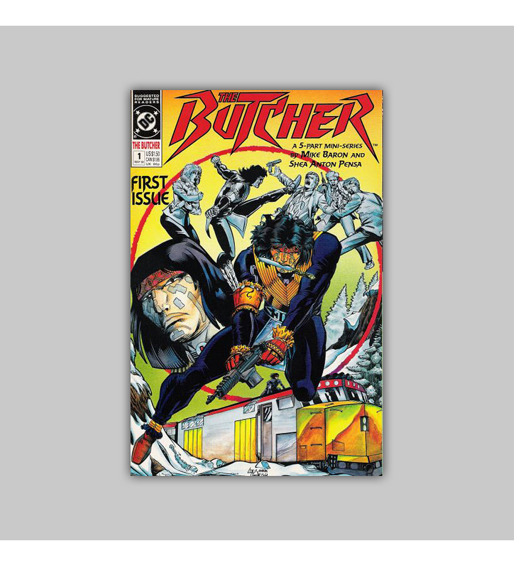 The Butcher 1 1990