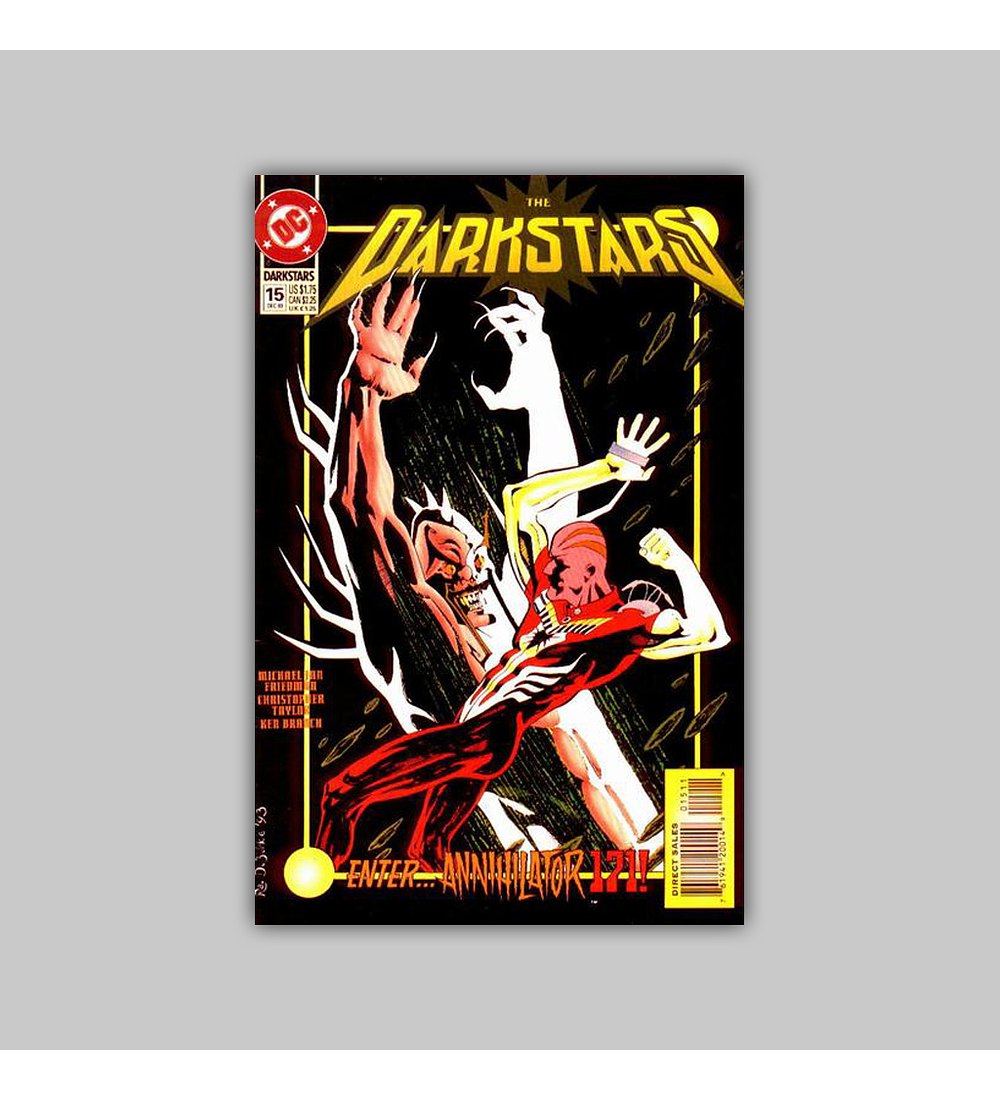 The Darkstars 15 1993