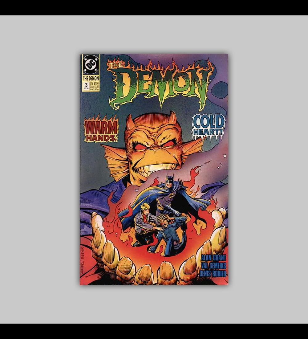 The Demon 3 1990
