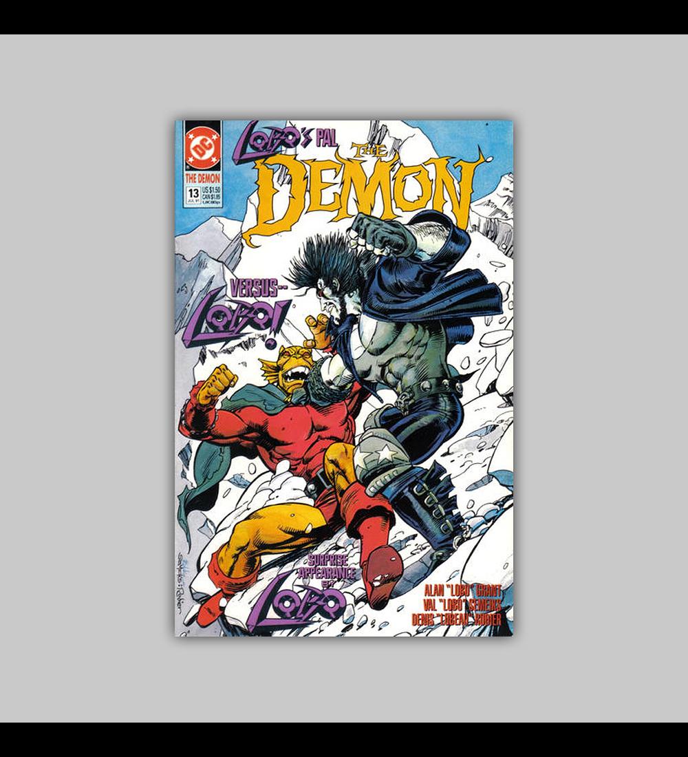 The Demon 13 1991