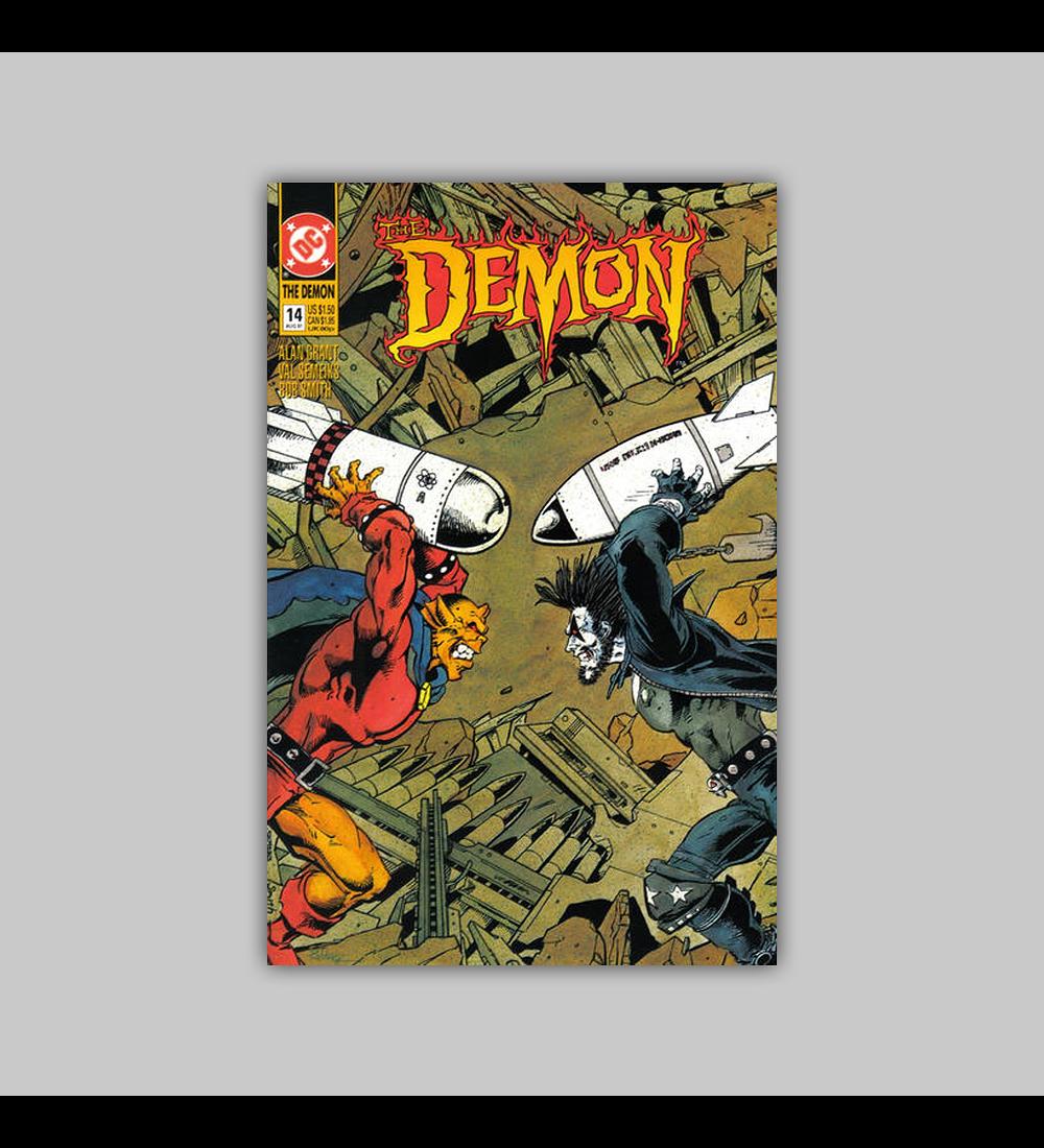 The Demon 14 1991