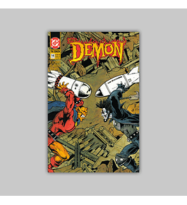 The Demon 14 1991
