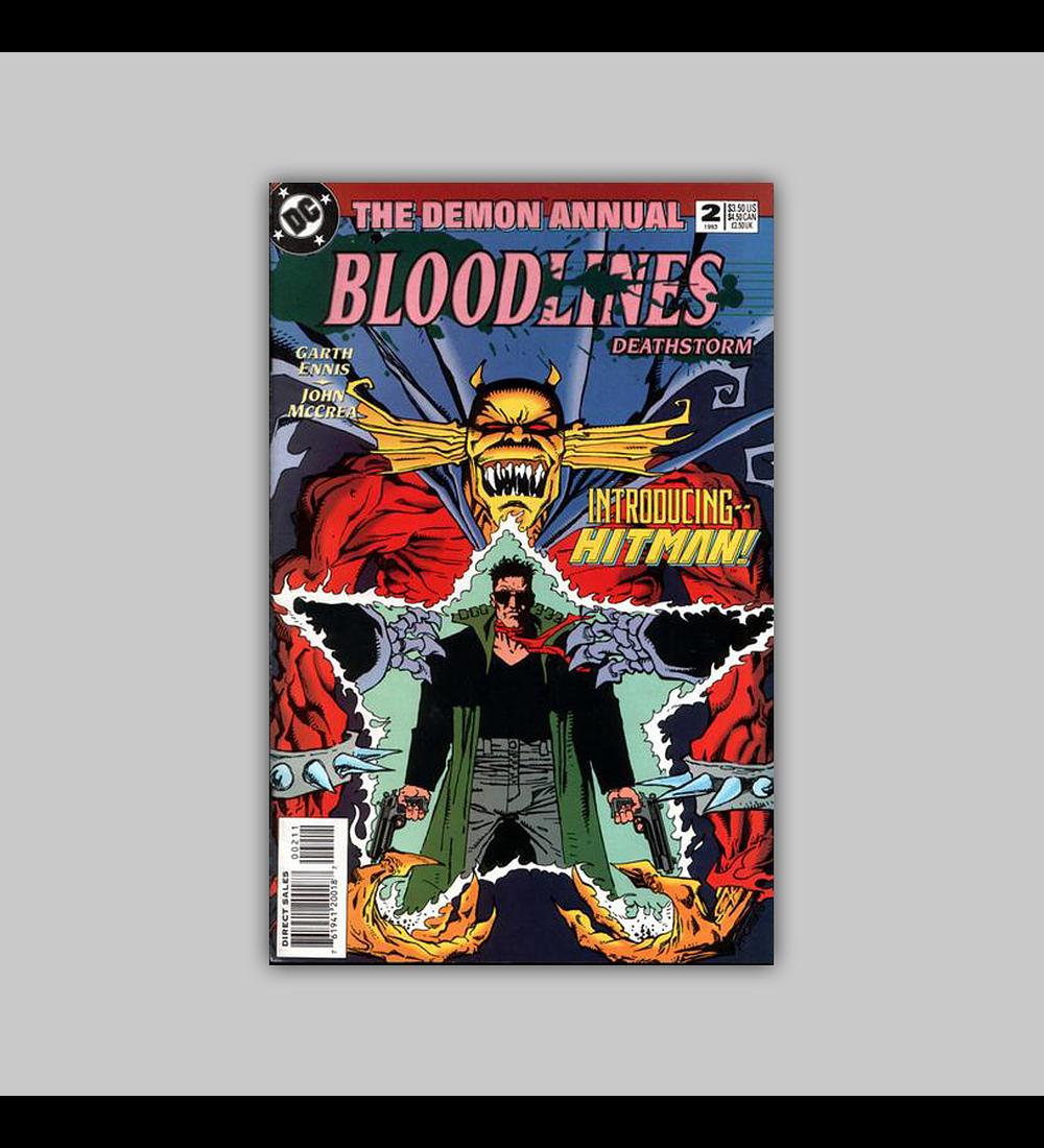 The Demon Annual 2 1993