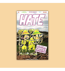 Hate 6 1991