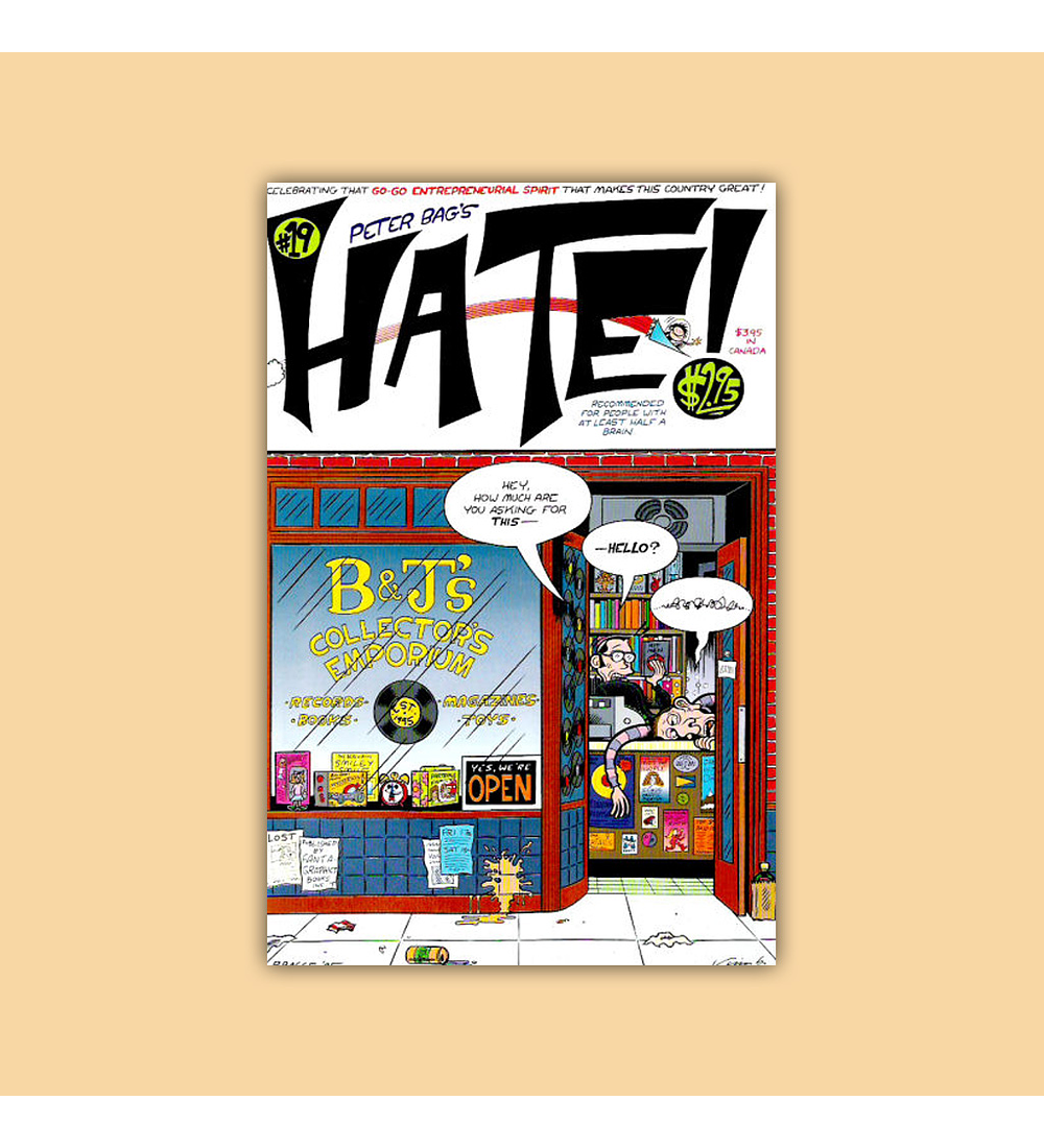 Hate 19 1995
