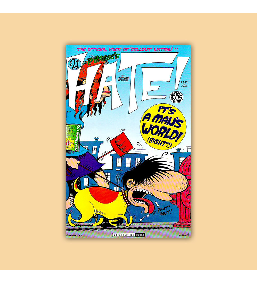 Hate 21 1995