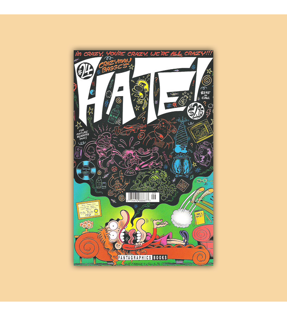 Hate 24 1996