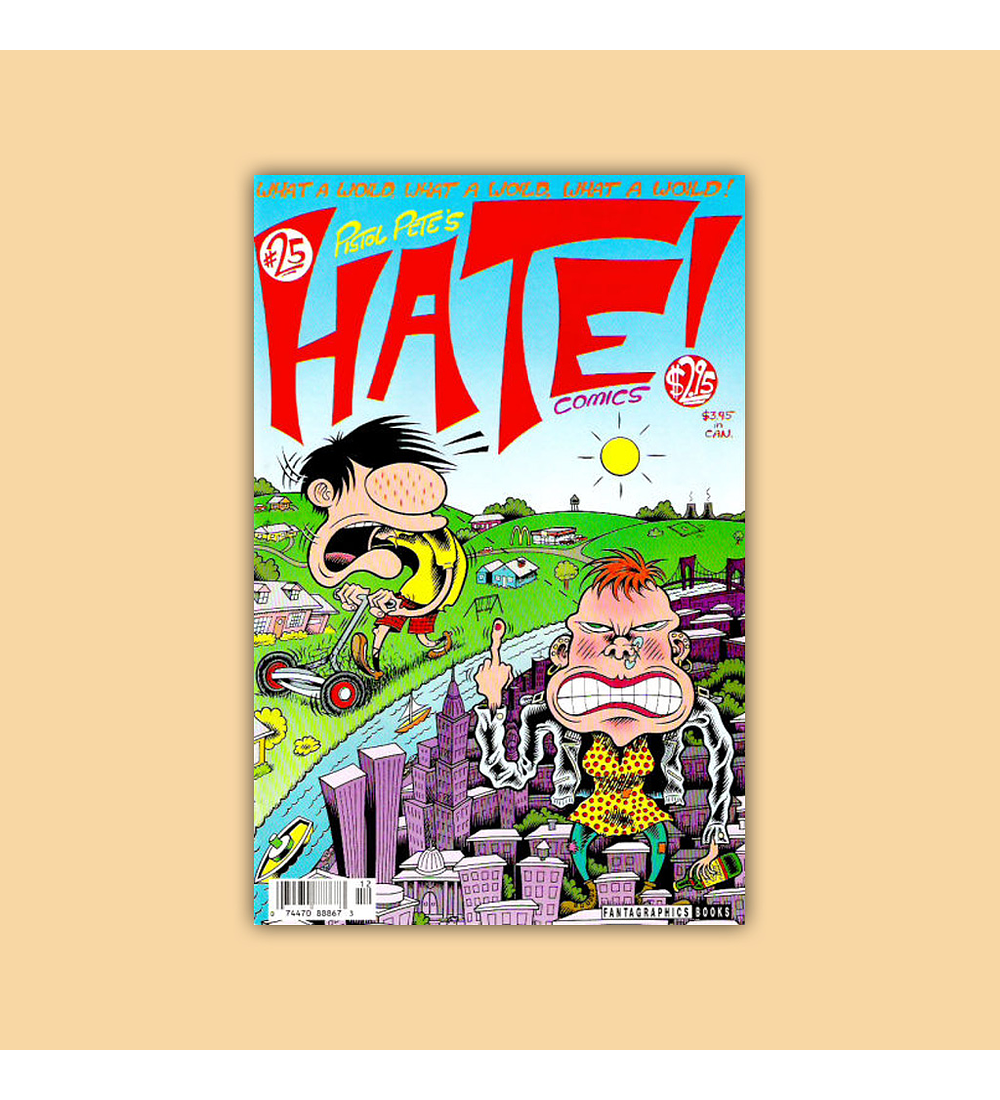 Hate 25 1996