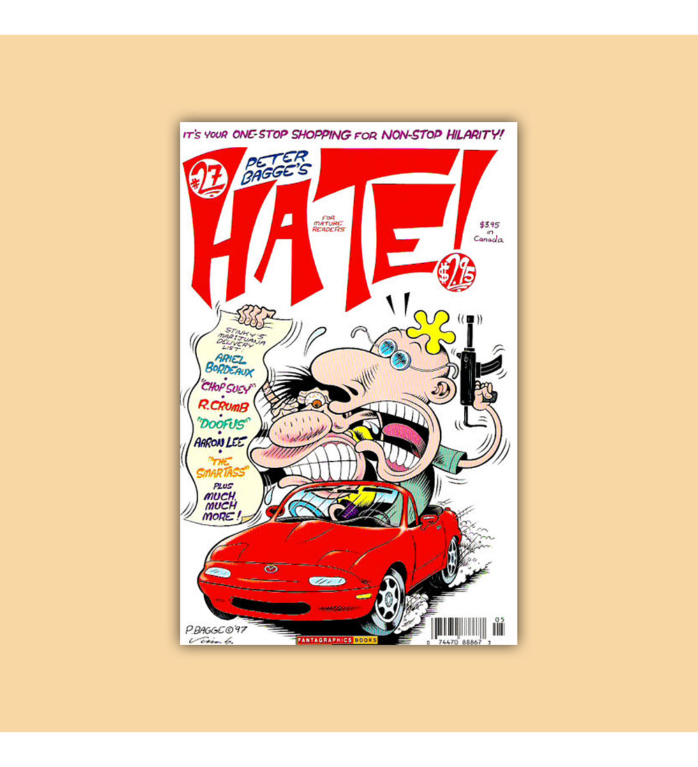 Hate 27 1997
