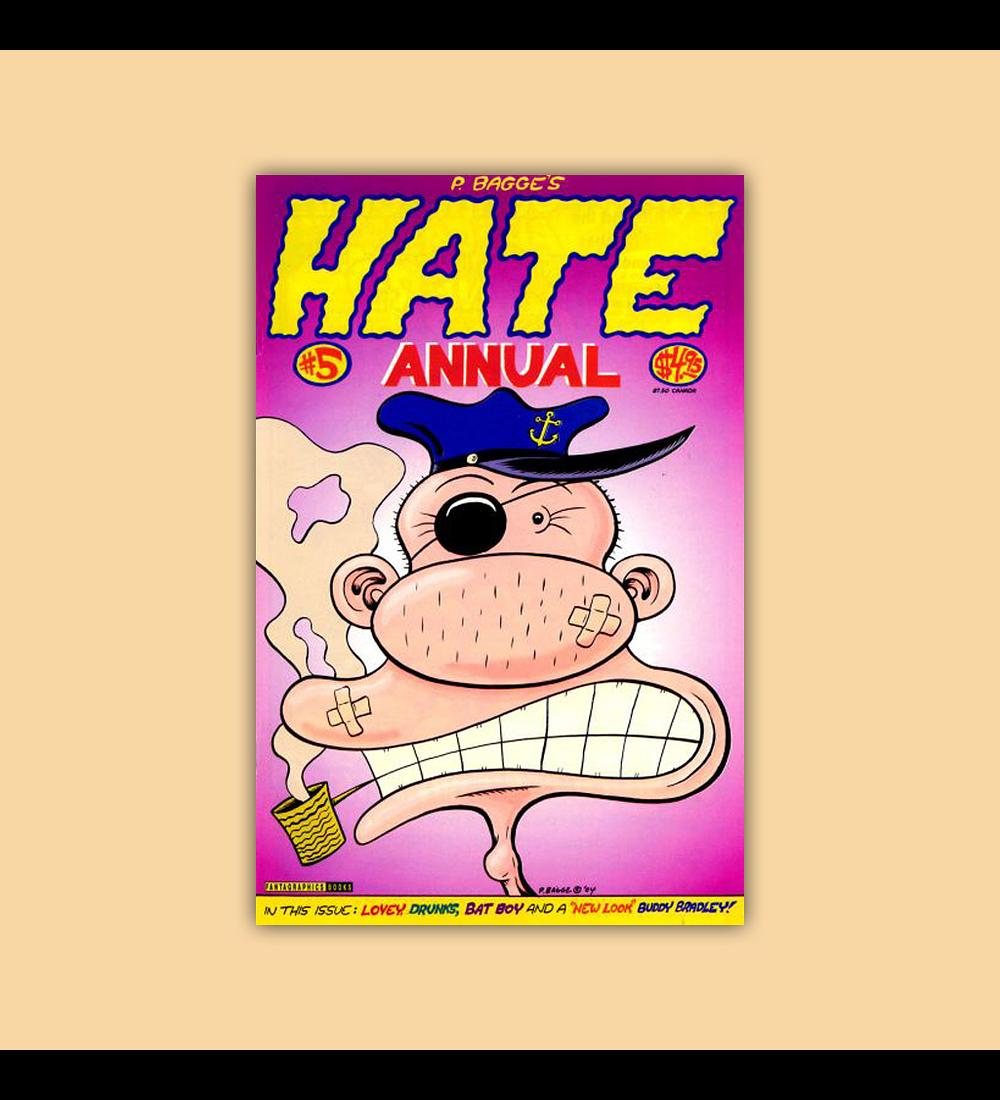 Hate Annual 5 2005