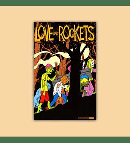 Love & Rockets (Vol. 2) 3 2001