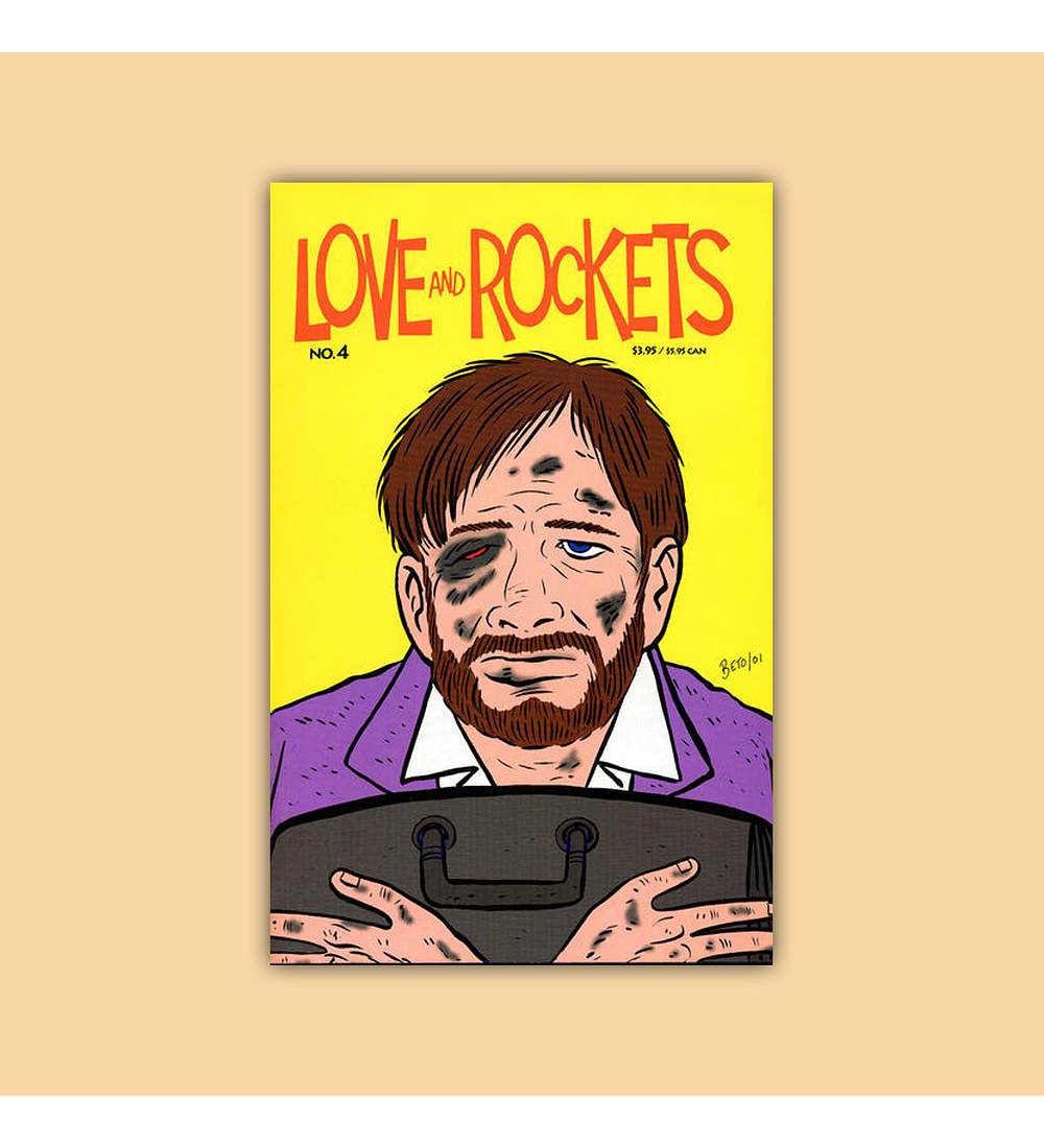 Love & Rockets (Vol. 2) 4 2002