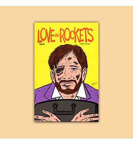 Love & Rockets (Vol. 2) 4 2002