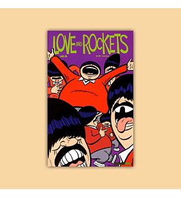Love & Rockets (Vol. 2) 6 2003