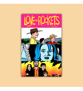 Love & Rockets (Vol. 2) 10 2004