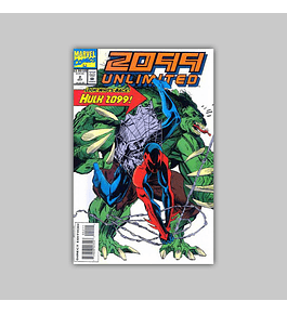 2099 Unlimited 2 1993