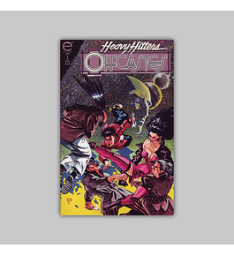 Heavy Hitters: Offcastes 1 Foil 1993