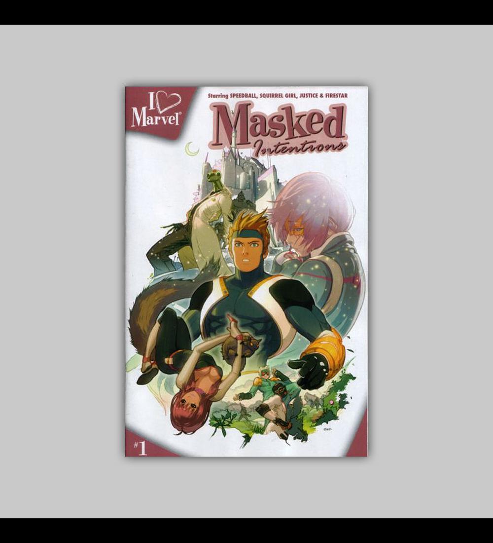 I (Heart) Marvel: Masked Intentions 1 2006
