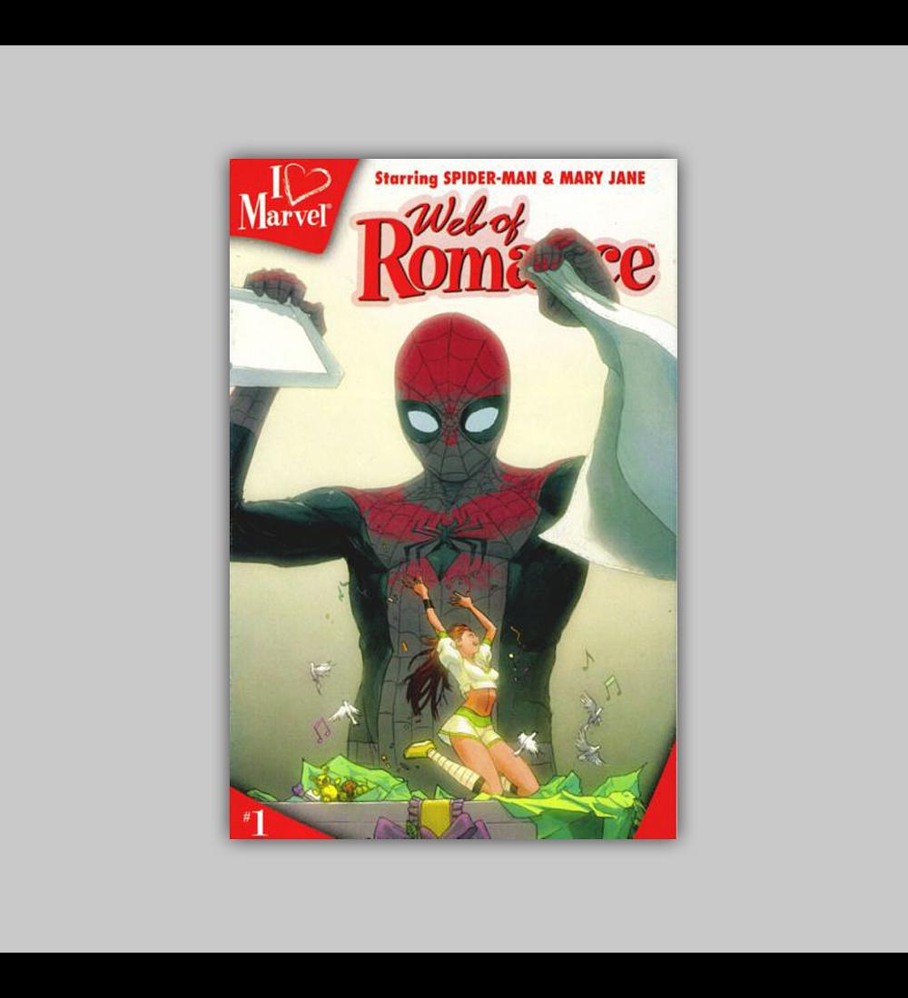 I (Heart) Marvel: Web of Romance 1 2006