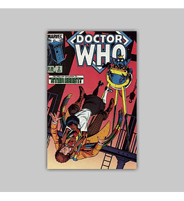 Doctor Who 2 VF (8.0) 1984